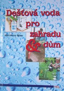 Obrázok Dešťová voda pro zahradu a dům