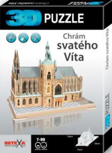 Obrázok 3D puzzle Chrám sv. Víta