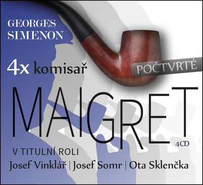 Obrázok 4x komisař Maigret počtvrté