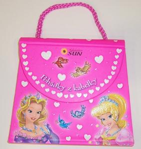 Obrázok Pohádky z kabelky růžová