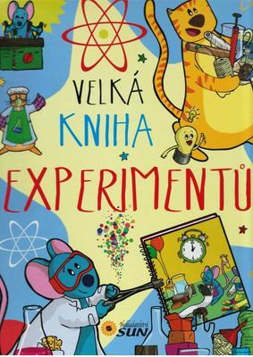 Obrázok Velká kniha experimentů