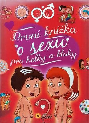 Obrázok První knížka o sexu pro holky a kluky