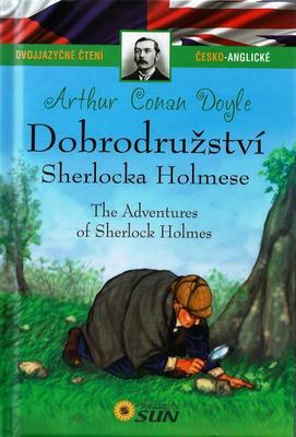 Obrázok Dobrodružství Sherlocka Holmese/The Adventures of Sherlock Holmes