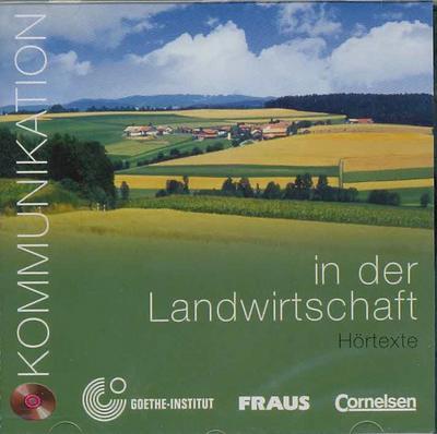 Obrázok Kommunikation in der Landwirtschaft