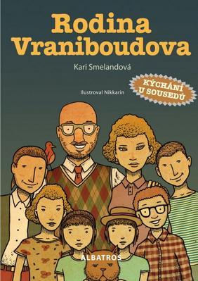 Obrázok Rodina Vraniboudova