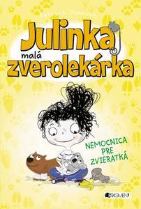 Obrázok Julinka malá zverolekárka Nemocnica pre zvieratká