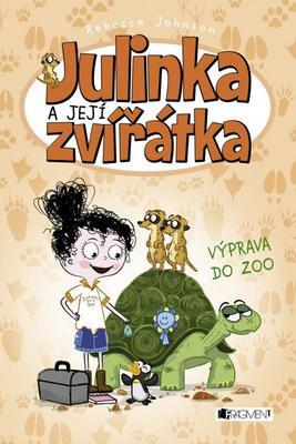 Obrázok Julinka a její zvířátka Výprava do ZOO