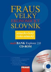 Obrázok Velký ekonomický slovník německo-český česko-německý