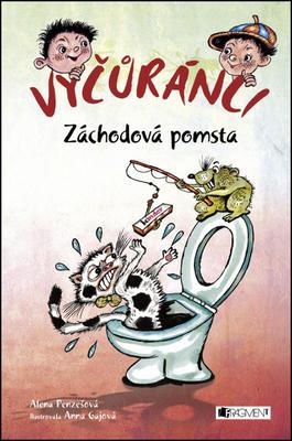 Obrázok Vyčůránci Záchodová pomsta
