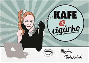 Obrázok Kafe a cigárko