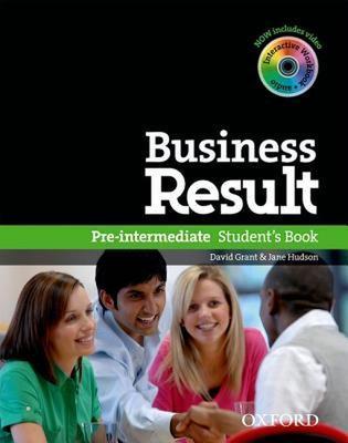 Obrázok Business Result Pre-intermediate Student´s Book