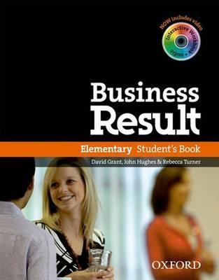 Obrázok Business Result Elementary Student´s Book