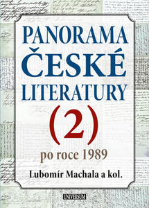 Obrázok Panorama české literatury 2