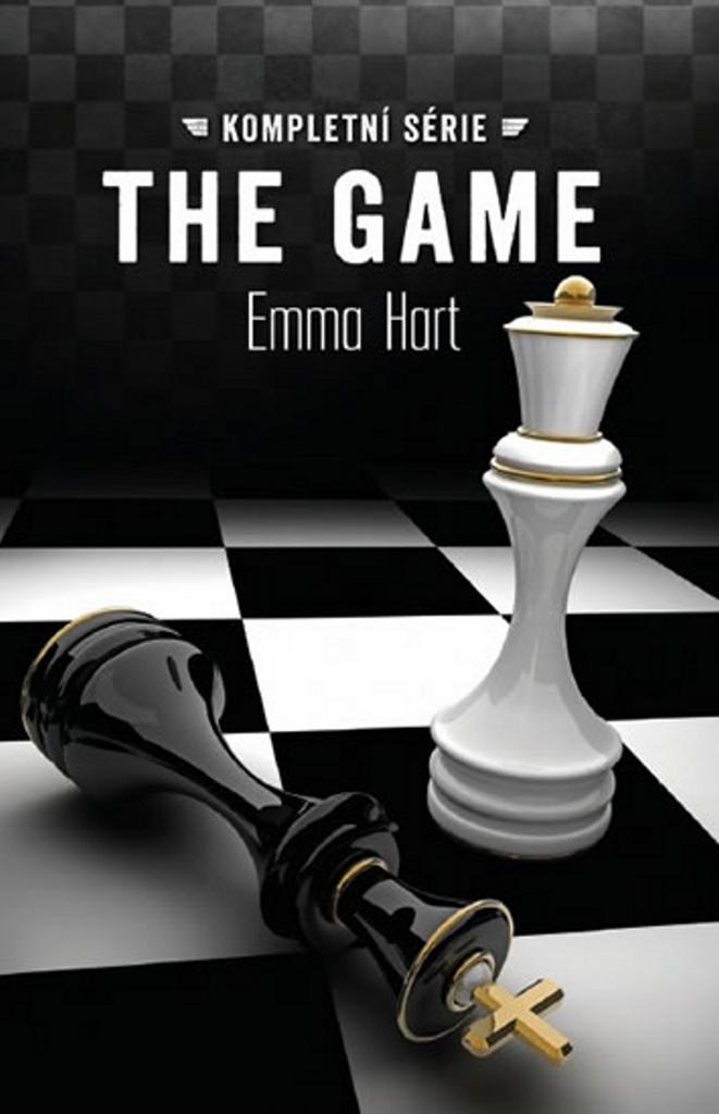 The Game Kompletní série (1. až 4. díl) - Emma Hart