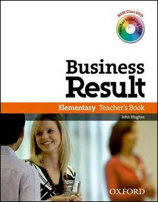 Obrázok Business Result Elementary Teacher´s Book