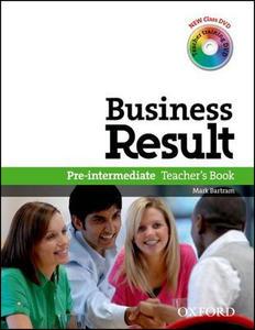 Obrázok Business Result Pre-intermediate Teacher´s Book