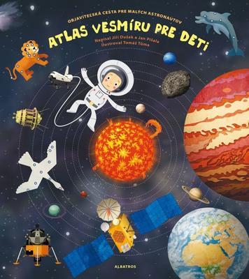 Obrázok Atlas vesmíru pre deti