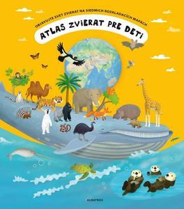 Obrázok Atlas zvierat pre deti