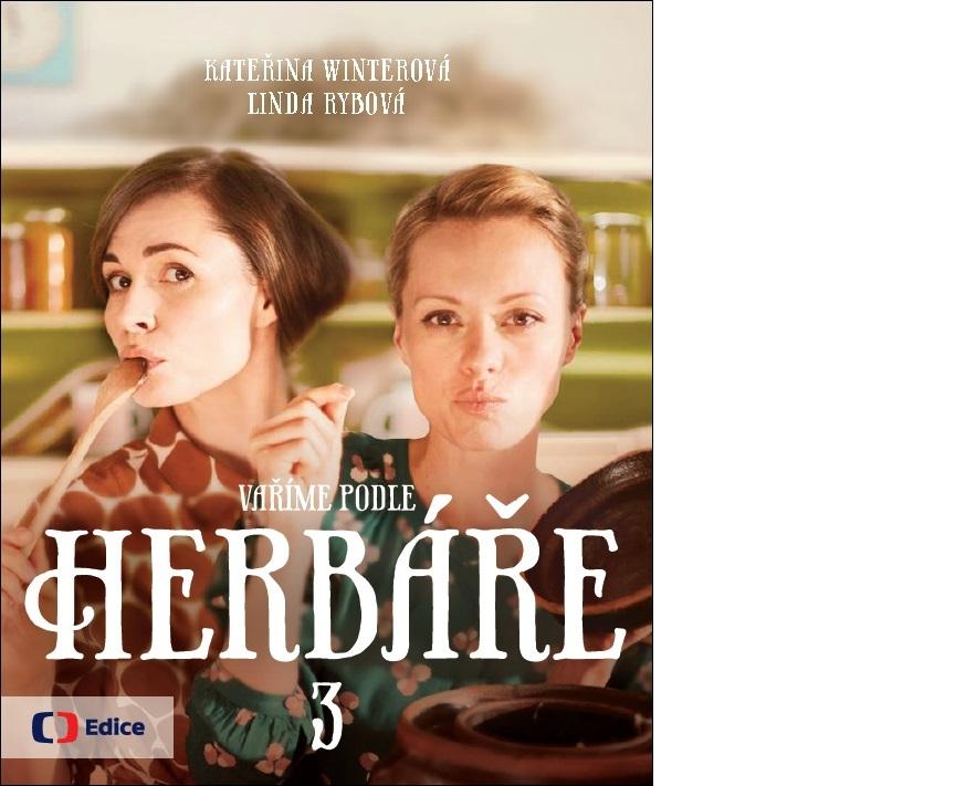 Vaříme podle Herbáře 3 - Linda Rybová, Kateřina Winterová
