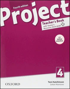 Obrázok Project Fourth Edition 5 Teacher´s Book with Online Practice Pack