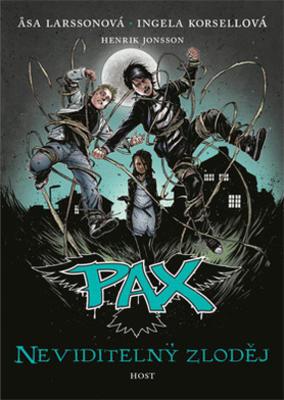 Obrázok Pax Neviditelný zloděj