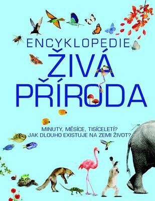 Obrázok Encyklopedie  Živá příroda