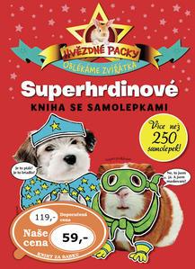 Obrázok Superhrdinové Hvězdné packy