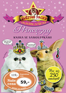 Obrázok Princezny Hvězdné packy