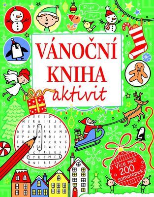 Obrázok Vánoční kniha aktivit