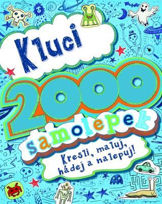 Obrázok Kluci 2000 samolepek