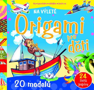 Obrázok Origami pro děti Na výletě