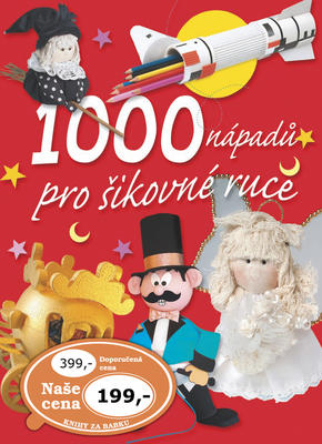 Obrázok 1000 nápadů pro šikovné ruce