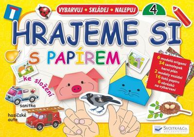 Obrázok Hrajeme si s papírem 4