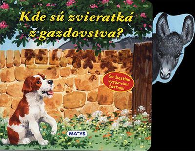 Obrázok Kde sú zvieratká z gazdovstva?