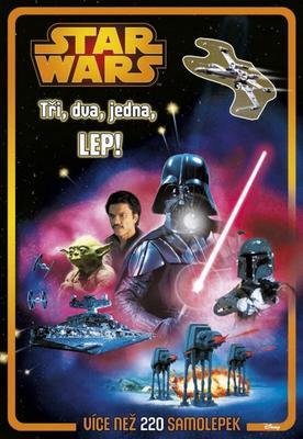 STAR WARS Tři, dva, jedna, LEP!