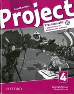 Obrázok Project Fourth Edition 4 Pracovní sešit