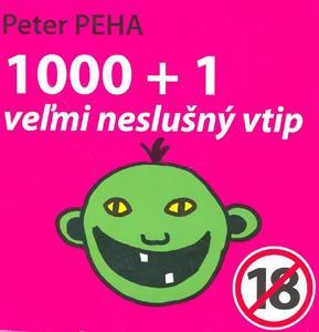 Obrázok 1000 + 1 veľmi neslušný vtip