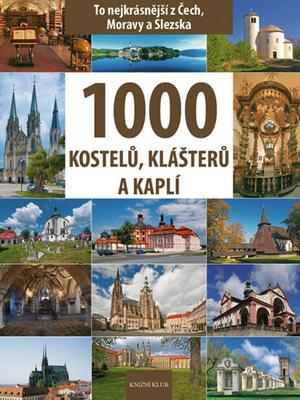 Obrázok 1000 kostelů, klášterů a kaplí