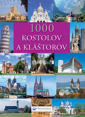 Obrázok 1000 kostolov a kláštorov