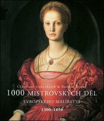 Obrázok 1000 mistrovských děl evropského malířství