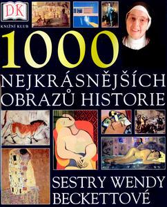 Obrázok 1000 nejkrásnějších obrazů historie
