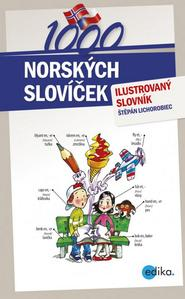 Obrázok 1000 norských slovíček