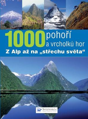 Obrázok 1000 pohoří a vrcholků hor