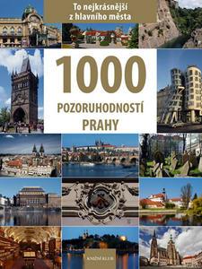 Obrázok 1000 pozoruhodností Prahy