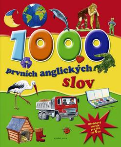 Obrázok 1000 prvních anglických slov