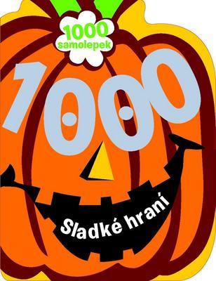 Obrázok 1000 samolepek Sladké hraní