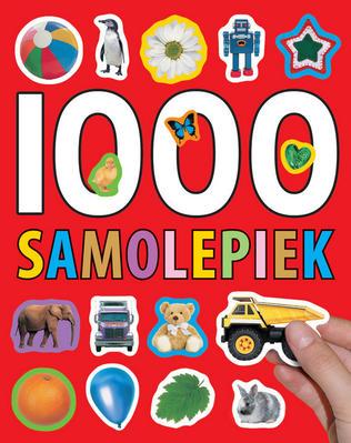Obrázok 1000 samolepiek
