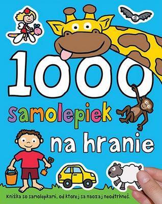 Obrázok 1000 samolepiek na hranie