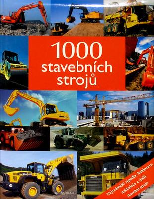 Obrázok 1000 stavebních strojů