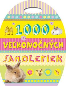 Obrázok 1000 Veľkonočných samolepiek